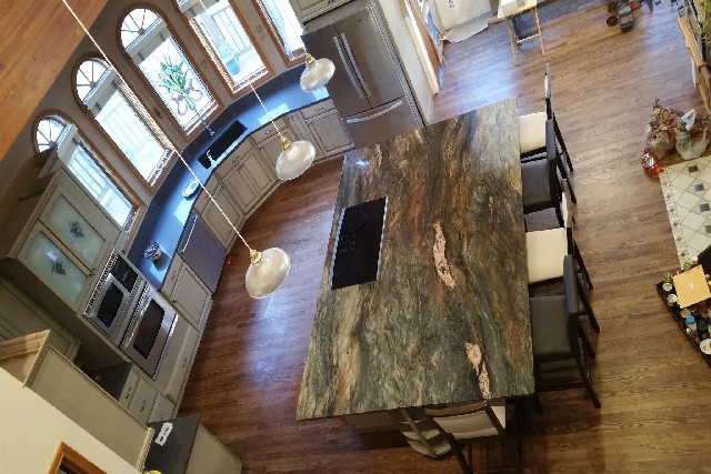 Slab Quartz and Granite 20989