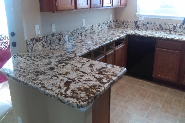 Granite and Quartz Slab 3