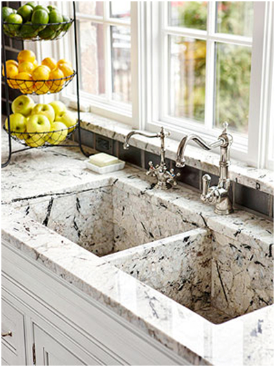 Granite Natural Stone Quartz Engineered